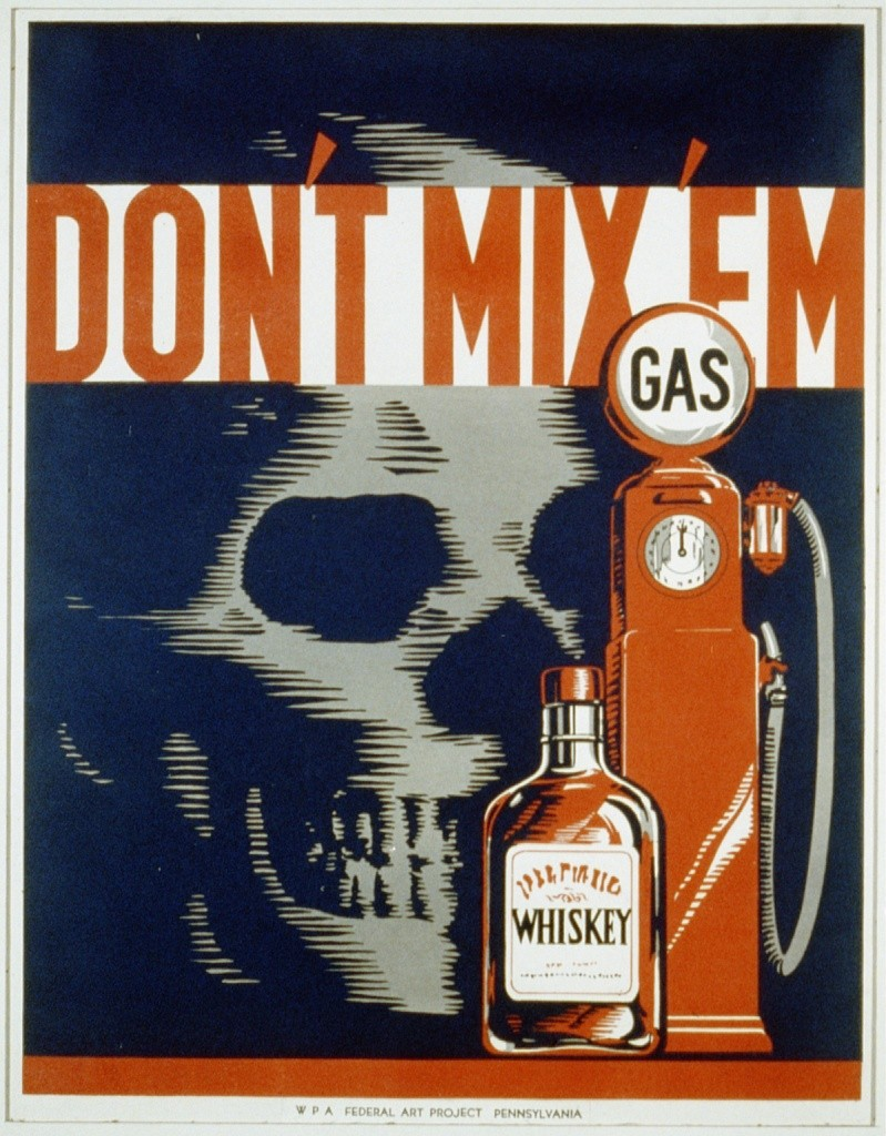 Historical Drinking & Driving Ads