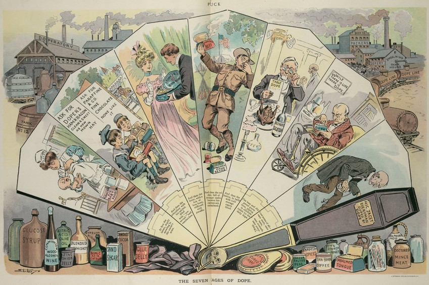 Patent Medicine, The Endless Search